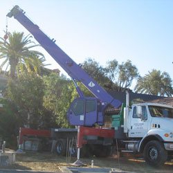 Machinery Lifting Crane